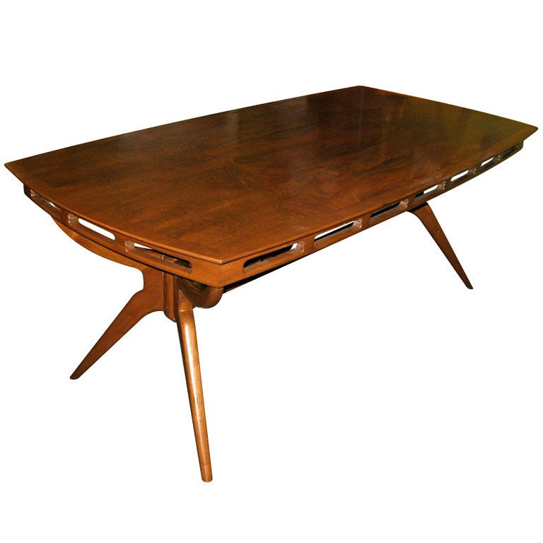 Best ideas about Mid Century Modern Dining Table . Save or Pin Dining Table Furniture Modern Mid Century Dining Table Now.