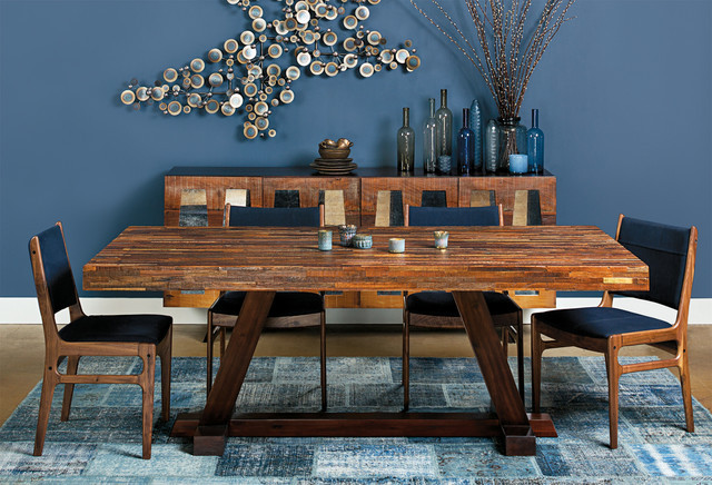 Best ideas about Mid Century Modern Dining Table . Save or Pin Mid Century Modern Max Dining Table Contemporary Now.