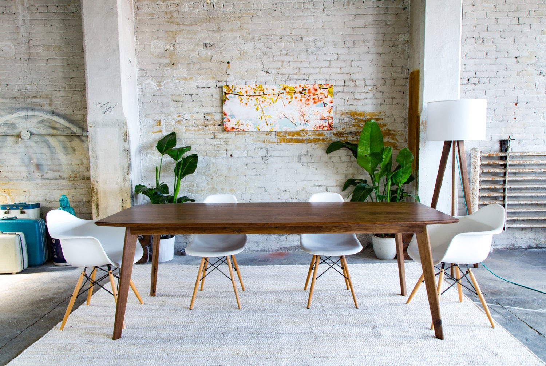 Best ideas about Mid Century Modern Dining Table . Save or Pin Mid Century Dining Table Modern Dining Table Dining Table Now.
