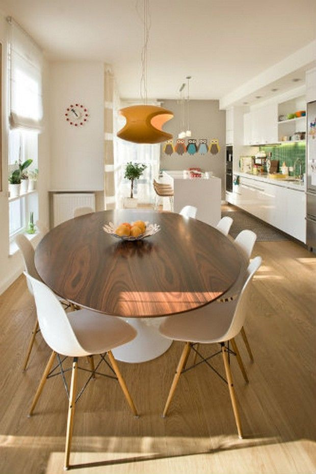 Best ideas about Mid Century Modern Dining Table . Save or Pin TOP 15 Mid Century Modern Dining Tables Now.