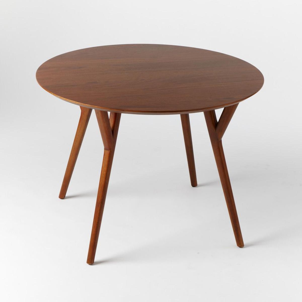 Best ideas about Mid Century Modern Round Dining Table . Save or Pin Mid Century Round Dining Table Now.
