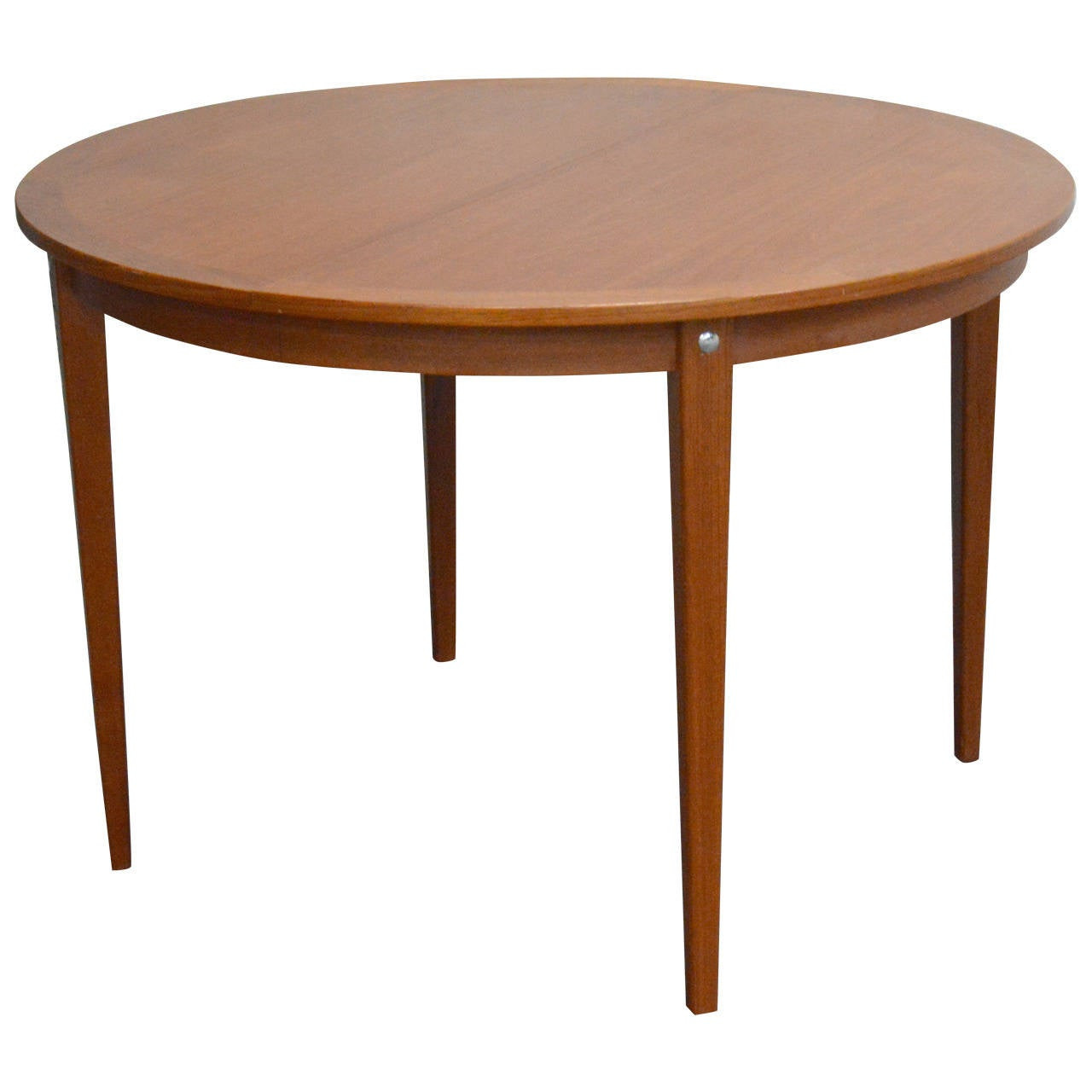 Best ideas about Mid Century Modern Round Dining Table . Save or Pin Mid Century Modern Round Swedish Teak Dining Table at 1stdibs Now.