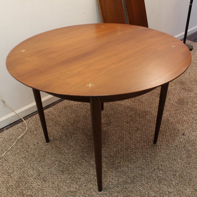 Best ideas about Mid Century Modern Round Dining Table . Save or Pin Mid Century Danish Modern Round Dining Table Now.