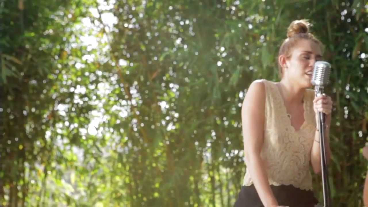 Best ideas about Miley Cyrus Backyard Sessions . Save or Pin Miley Cyrus The Backyard Sessions Lilac Wine LIVE Now.