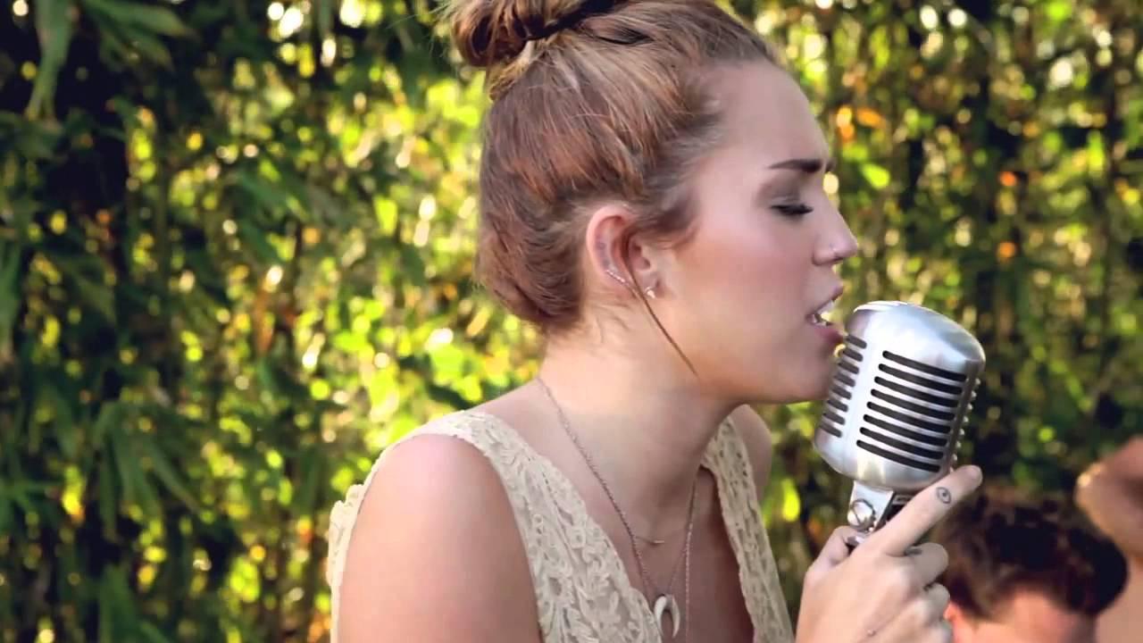 Best ideas about Miley Cyrus Backyard Sessions . Save or Pin Miley Cyrus Jolene [The Backyard Sessions] [Lyrics Now.