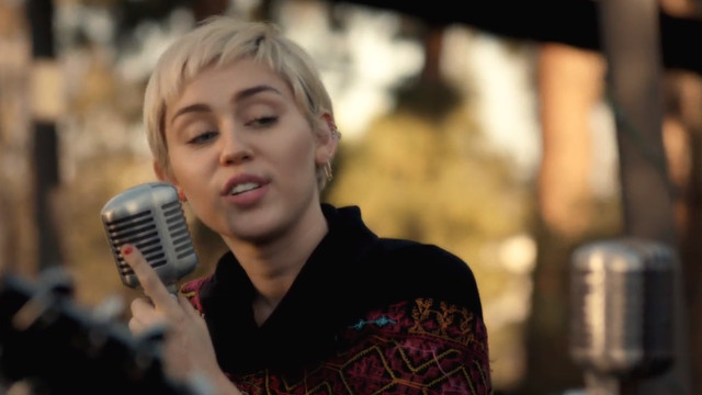 Best ideas about Miley Cyrus Backyard Sessions . Save or Pin WATCH Miley Cyrus Covers 'Look What They've Done To My Now.