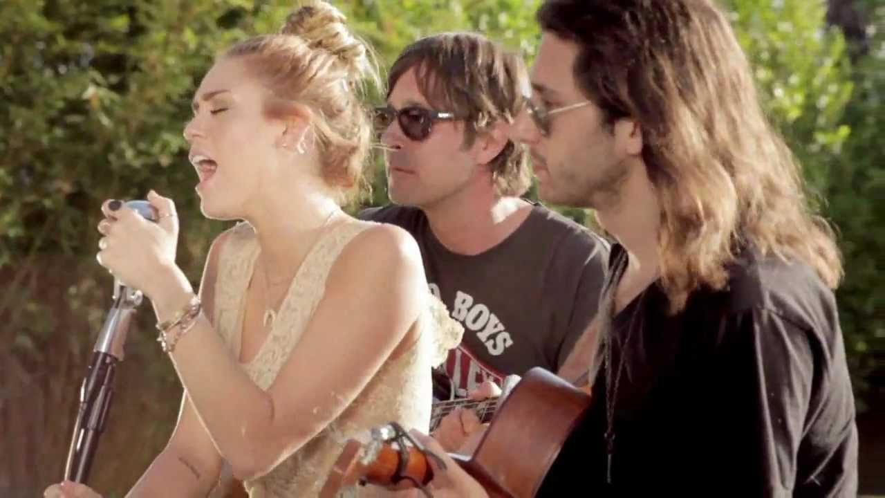 Best ideas about Miley Cyrus Backyard Sessions . Save or Pin Miley Cyrus The Backyard Sessions Look What They ve Now.
