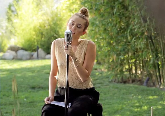 Best ideas about Miley Cyrus Backyard Sessions . Save or Pin Celebrity Picture Celebrity s Celebrity Now.