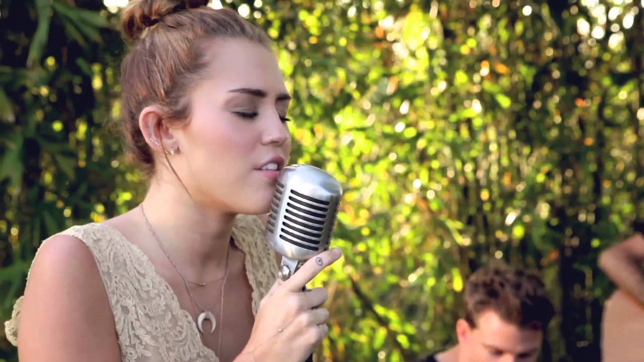 Best ideas about Miley Cyrus Backyard Sessions . Save or Pin Jolene Miley Cyrus The Backyard Sessions Now.