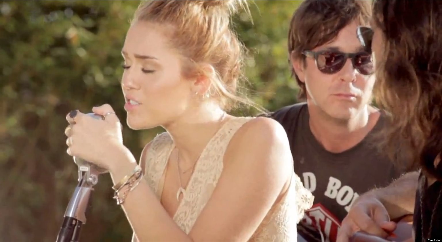 Best ideas about Miley Cyrus Backyard Sessions . Save or Pin Miley Cyrus Look What They ve Done To My Song Singer Now.