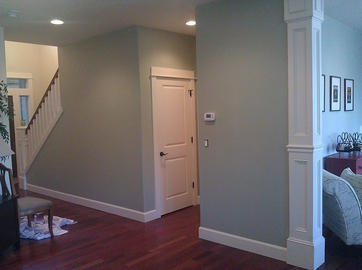 Best ideas about Miller Paint Colors . Save or Pin Devine Date by Miller Paint Green blue grey This color Now.