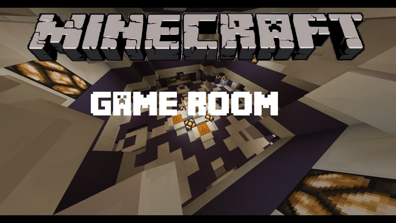 Best ideas about Minecraft Game Room . Save or Pin Game room minigra Minecraft Now.