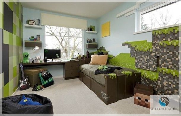 Best ideas about Minecraft Game Room . Save or Pin minecraft game room decor Now.