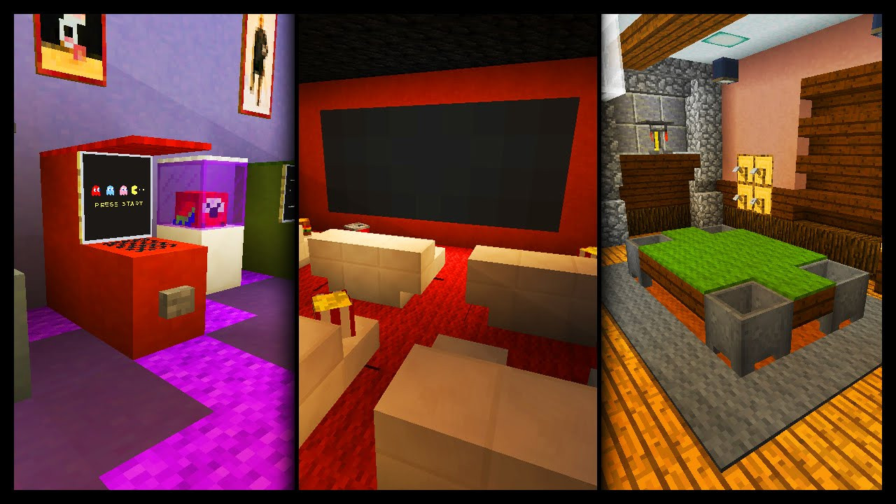 Best ideas about Minecraft Game Room . Save or Pin Minecraft Games Room Designs & Ideas Now.