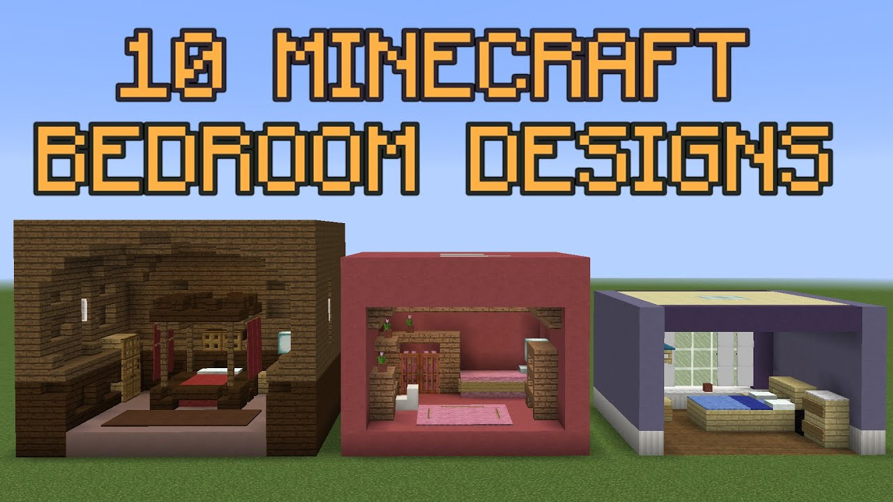Best ideas about Minecraft Game Room . Save or Pin 10 Minecraft Bedroom Designs Now.