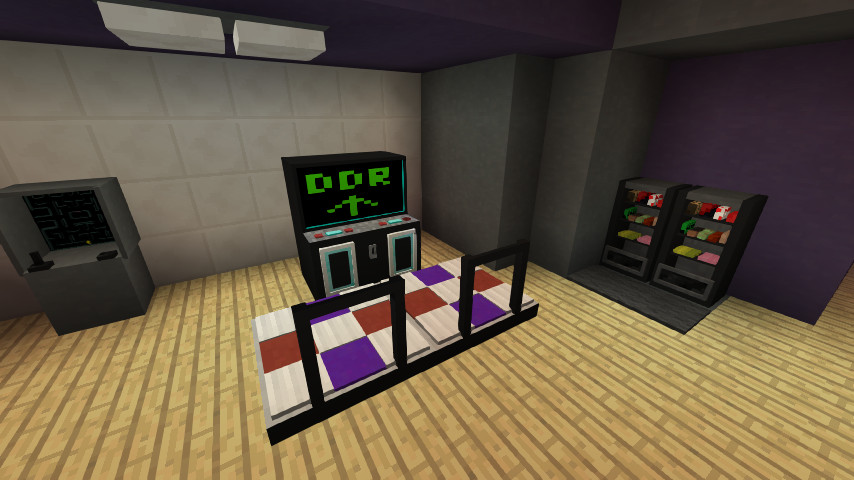 Best ideas about Minecraft Game Room . Save or Pin Check out This Awesome Gaming Room Built in Minecraft Now.