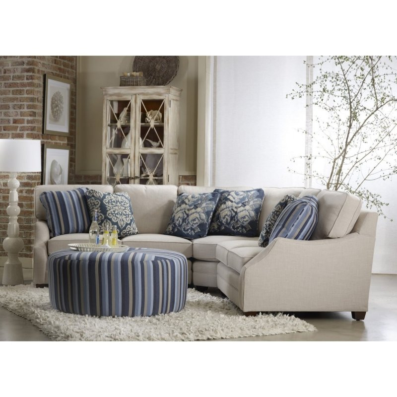 Best ideas about Mini Sectional Sofa . Save or Pin Small Sectional Sofa With Recliner Foter Now.