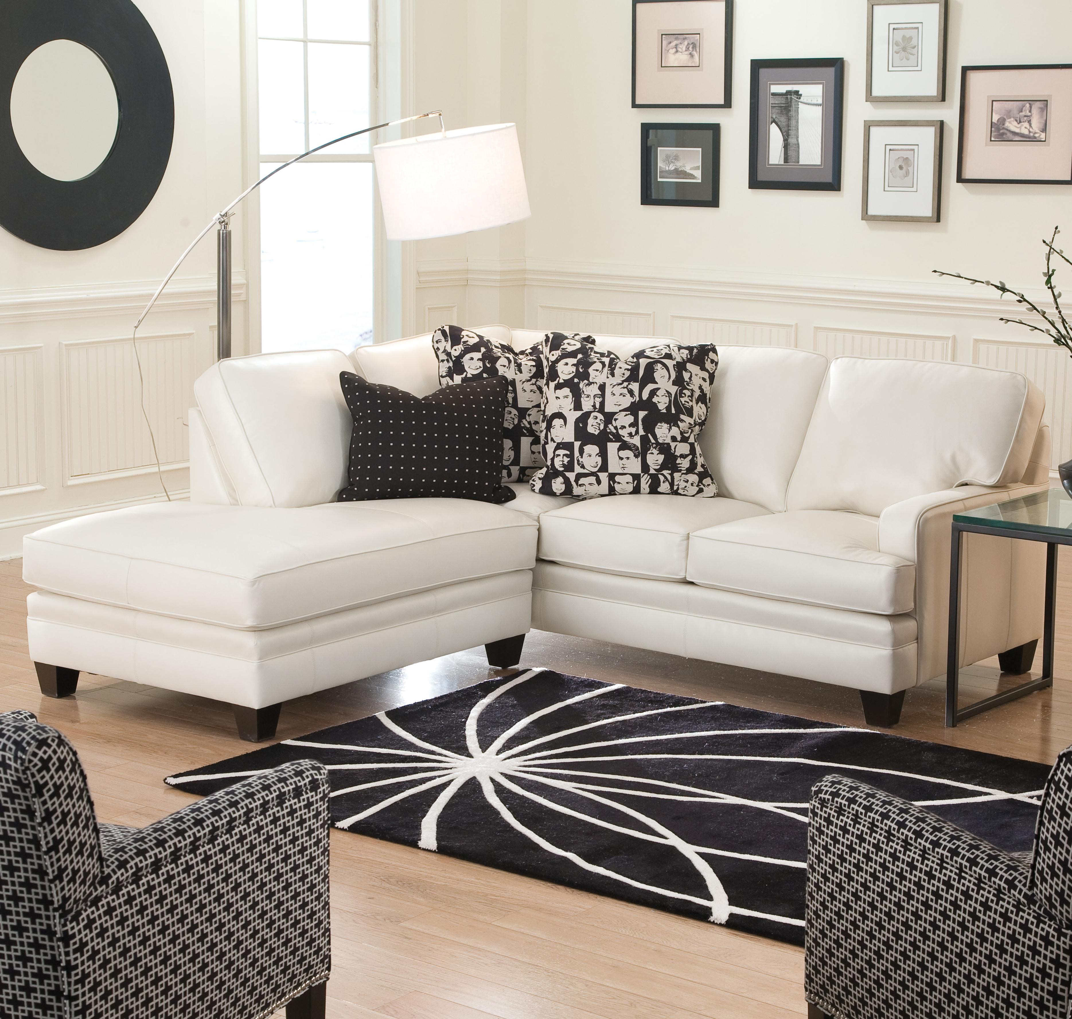 Best ideas about Mini Sectional Sofa . Save or Pin Small Sectional Sofa with Contemporary Look by Smith Now.