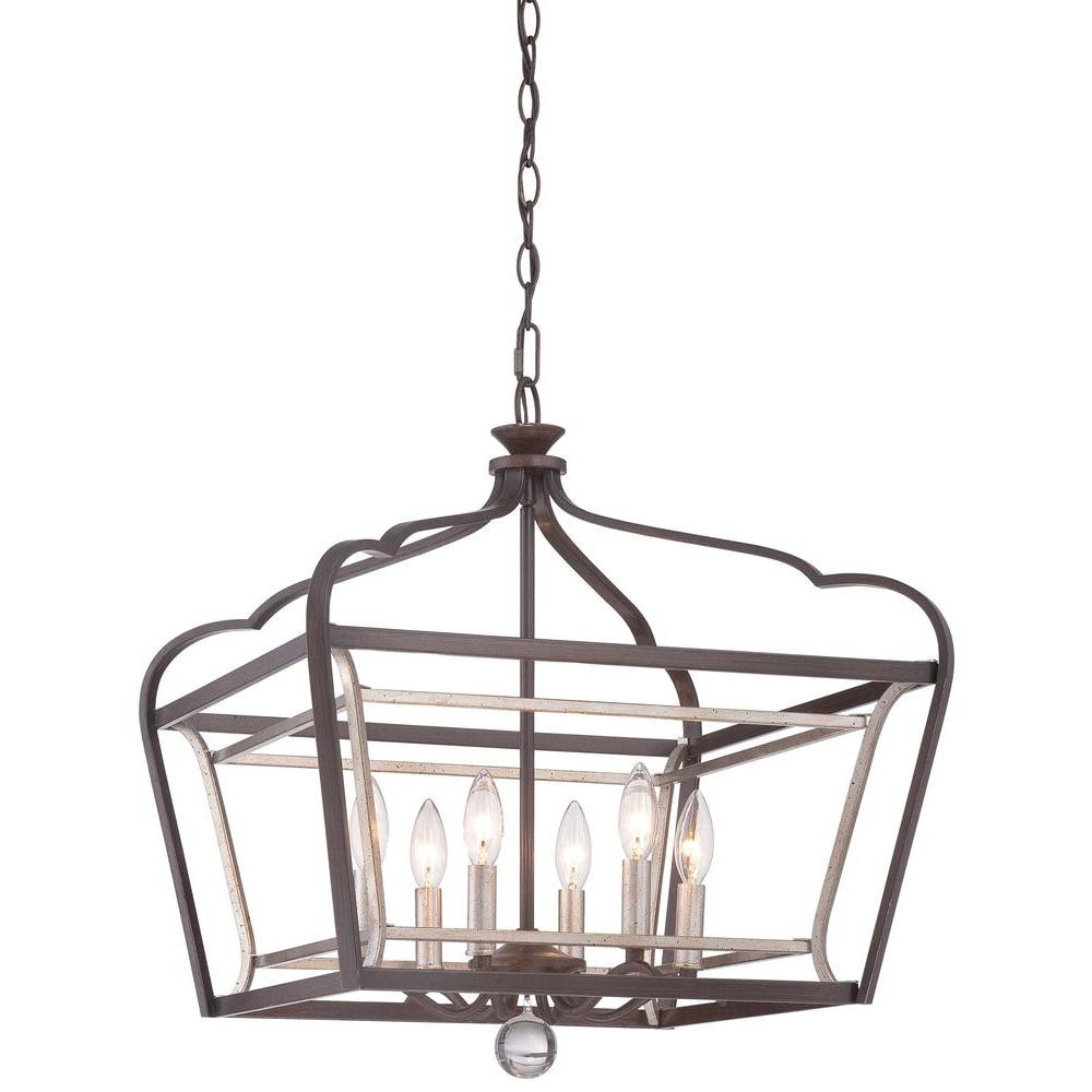 Best ideas about Minka Lavery Lighting . Save or Pin Minka Lavery Astrapia 6 Light Dark Rubbed Sienna with Aged Now.