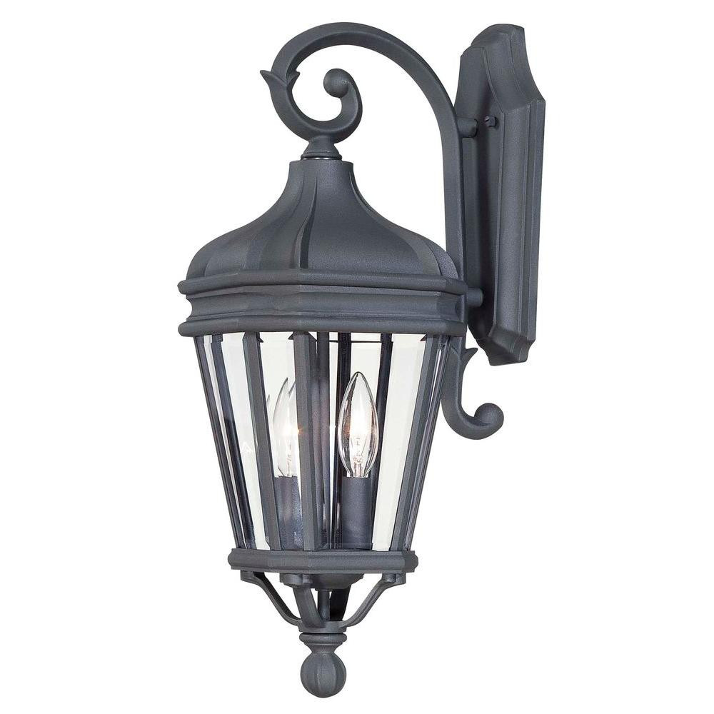 Best ideas about Minka Lavery Lighting . Save or Pin the great outdoors by Minka Lavery Harrison 2 Light Black Now.