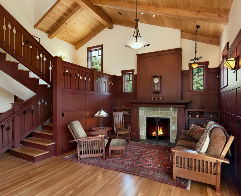 Best ideas about Mission Style Living Room Furniture . Save or Pin Wonderful Mission Style Living Room Furniture Pieces to be Now.