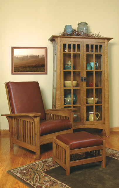 Best ideas about Mission Style Living Room Furniture . Save or Pin Mission style White Oak Living Room Furniture Craftsman Now.