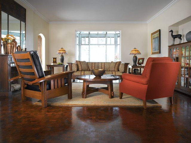 Best ideas about Mission Style Living Room Furniture . Save or Pin Mission Collection Stickley Furniture Craftsman Now.
