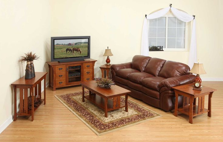 Best ideas about Mission Style Living Room Furniture . Save or Pin 72 best Mission style living room images on Pinterest Now.