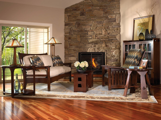 Best ideas about Mission Style Living Room Furniture . Save or Pin Mission Collection Now.