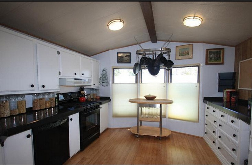 Best ideas about Mobile Home Kitchen Ideas . Save or Pin 6 Great Mobile Home Kitchen Makeovers Now.