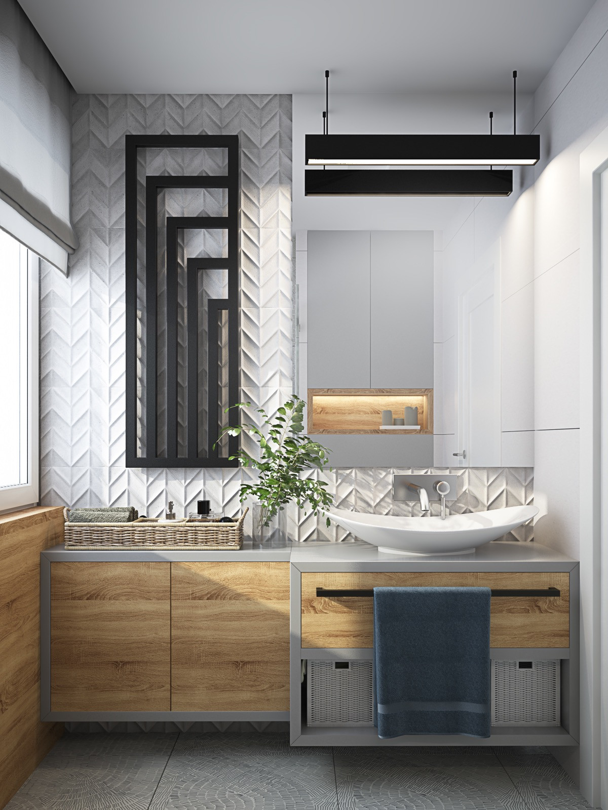 Best ideas about Modern Bathroom Vanities . Save or Pin 40 Modern Bathroom Vanities That Overflow With Style Now.