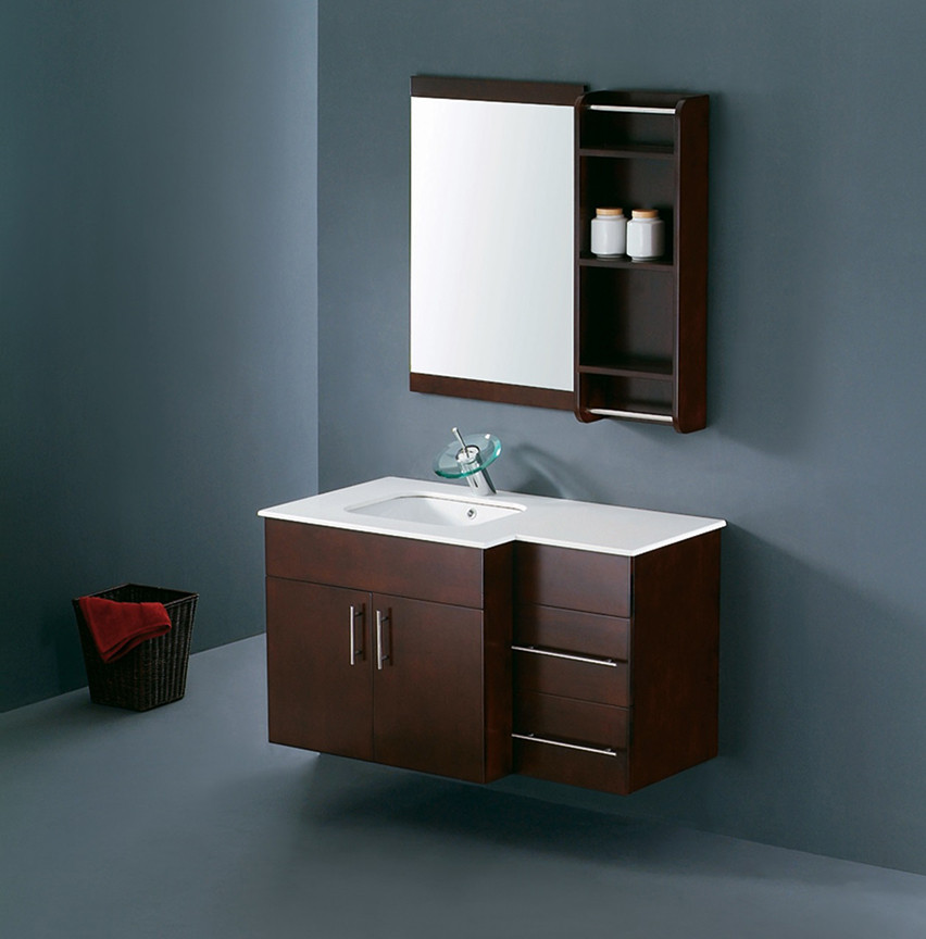Best ideas about Modern Bathroom Vanities . Save or Pin Modern Bathroom Vanity Set Raffaello Now.