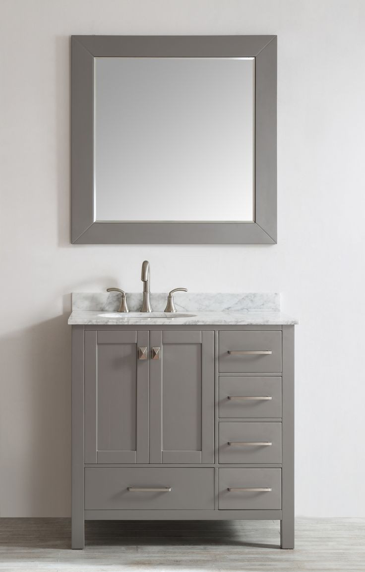 Best ideas about Modern Bathroom Vanities . Save or Pin 1000 ideas about Modern Bathroom Vanities on Pinterest Now.