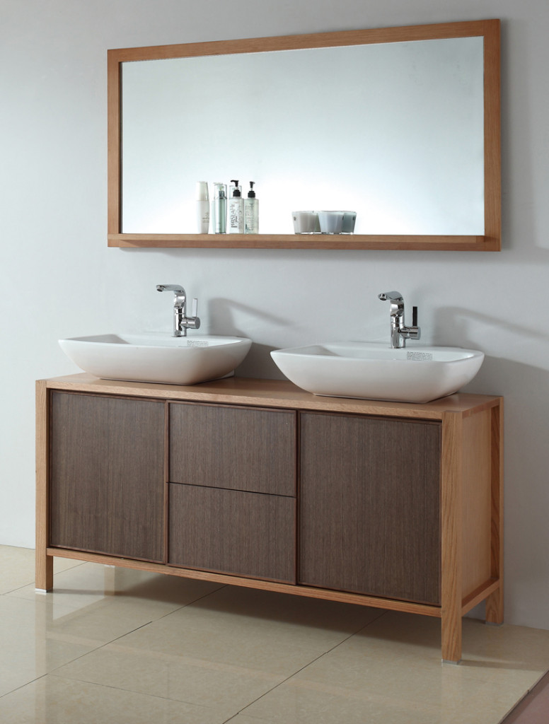 Best ideas about Modern Bathroom Vanities . Save or Pin 20 contemporary bathroom vanities & cabinets Now.