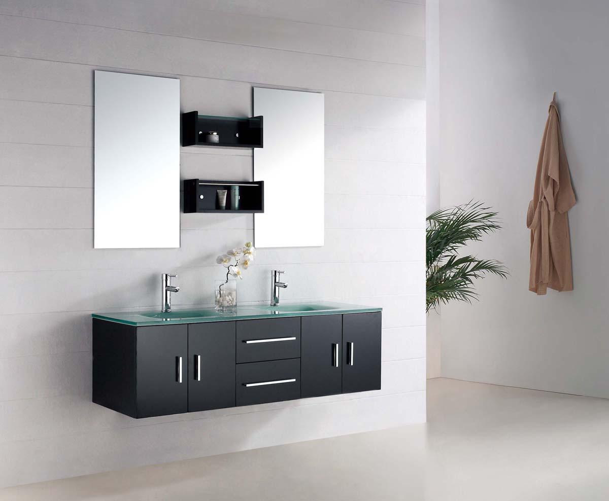 Best ideas about Modern Bathroom Vanities . Save or Pin Modern Bathroom Vanity Set Macari Now.