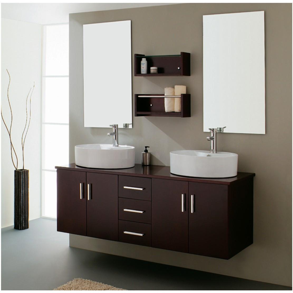 Best ideas about Modern Bathroom Vanities . Save or Pin Modern Bathroom Vanity Milano III Now.