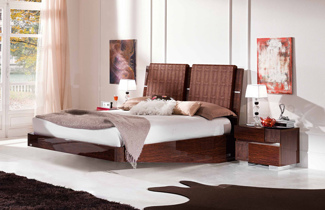 Best ideas about Modern Bedroom Furniture . Save or Pin 20 Contemporary Bedroom Furniture Ideas Decoholic Now.