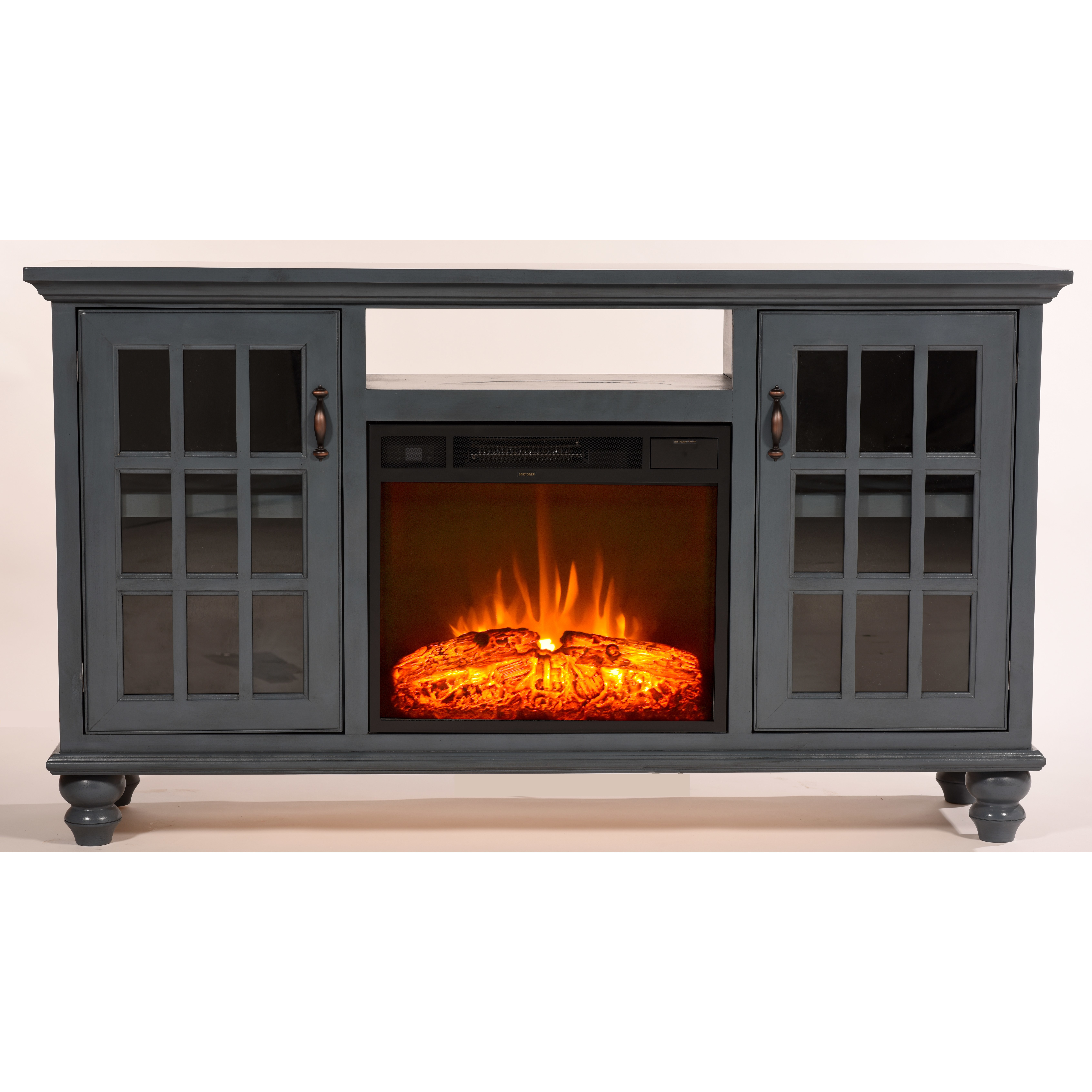 Best ideas about Modern Electric Fireplace Tv Stand . Save or Pin Darby Home Co Blackwell Modern Country TV Stand with Now.
