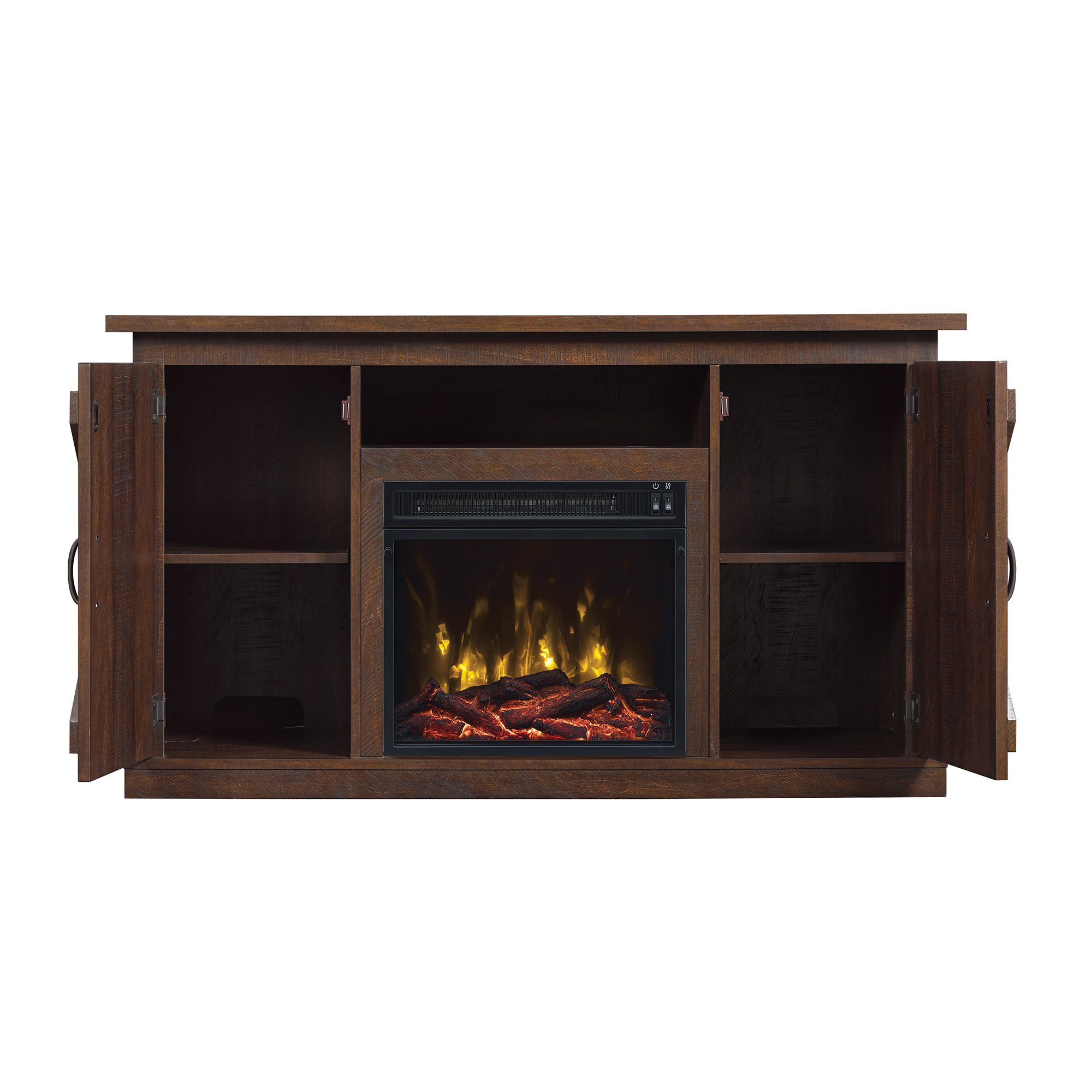 Best ideas about Modern Electric Fireplace Tv Stand . Save or Pin Laurel Foundry Modern Farmhouse Serein TV Stand with Now.