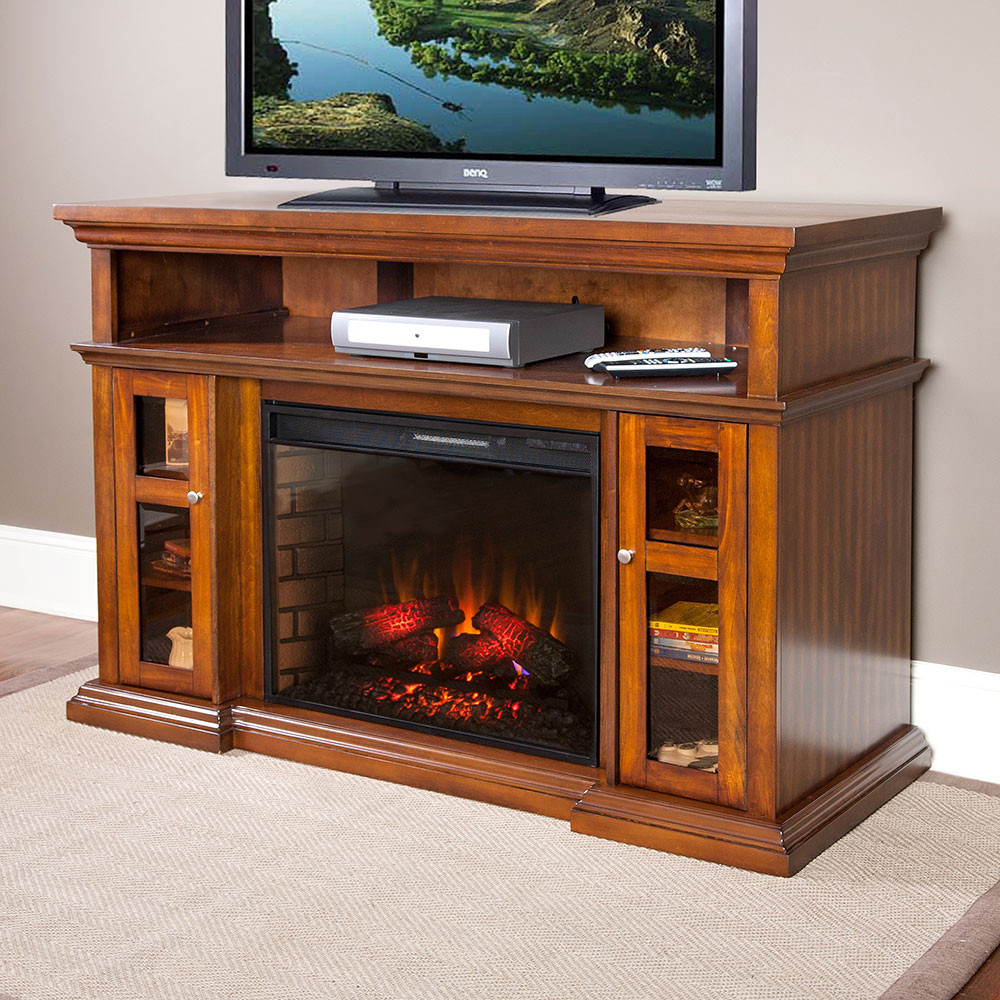 Best ideas about Modern Electric Fireplace Tv Stand . Save or Pin Contemporary Electric Fireplace TV Stand Now.