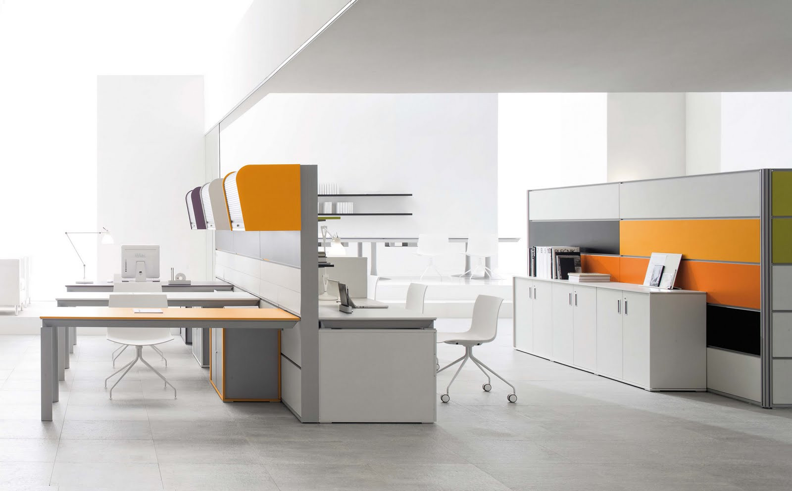 Best ideas about Modern Office Furniture . Save or Pin Modern fice Desk Inspirations for Home Workspace Traba Now.