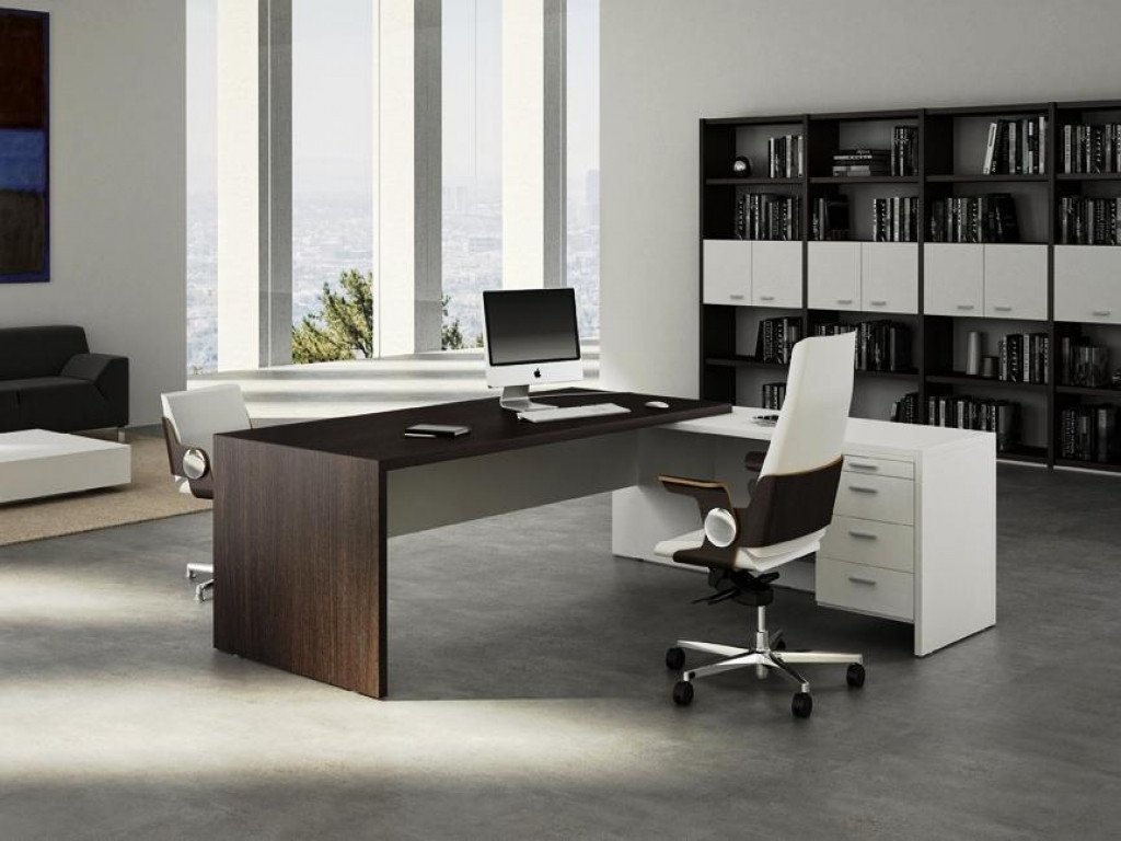 Best ideas about Modern Office Furniture . Save or Pin Italian office furniture contemporary living room Now.
