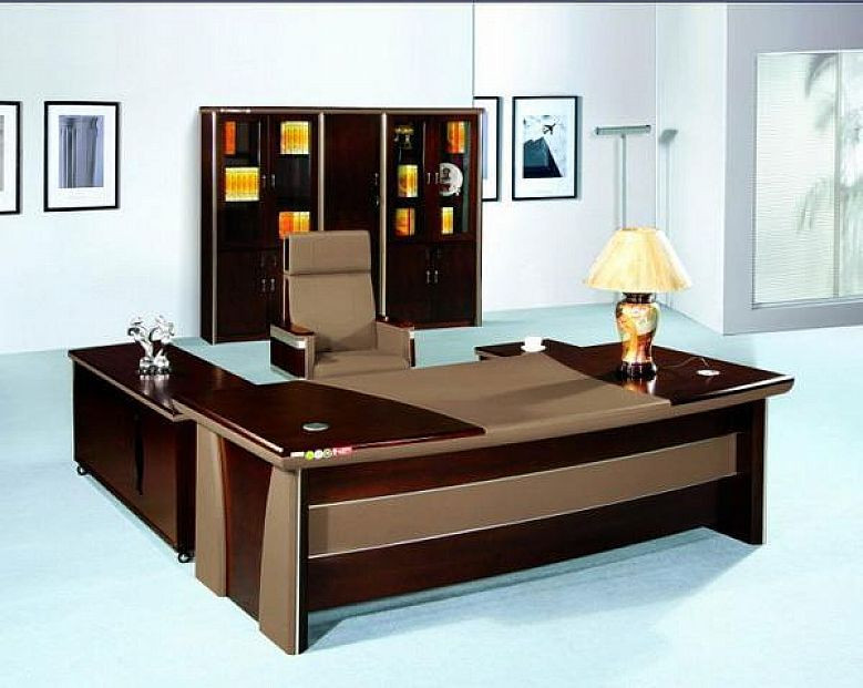 Best ideas about Modern Office Furniture . Save or Pin Modern fice Desk – Small Home fice Desks Now.
