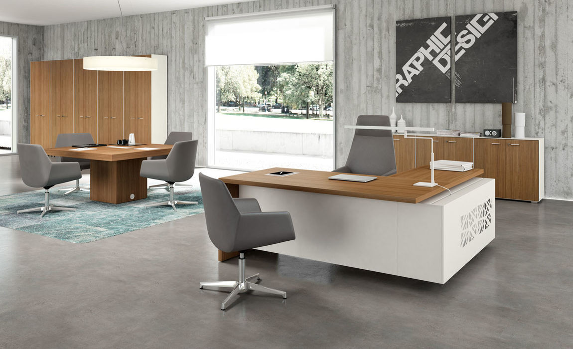 Best ideas about Modern Office Furniture . Save or Pin Best Modern fice Desk Modern fice Desk Design fer Now.