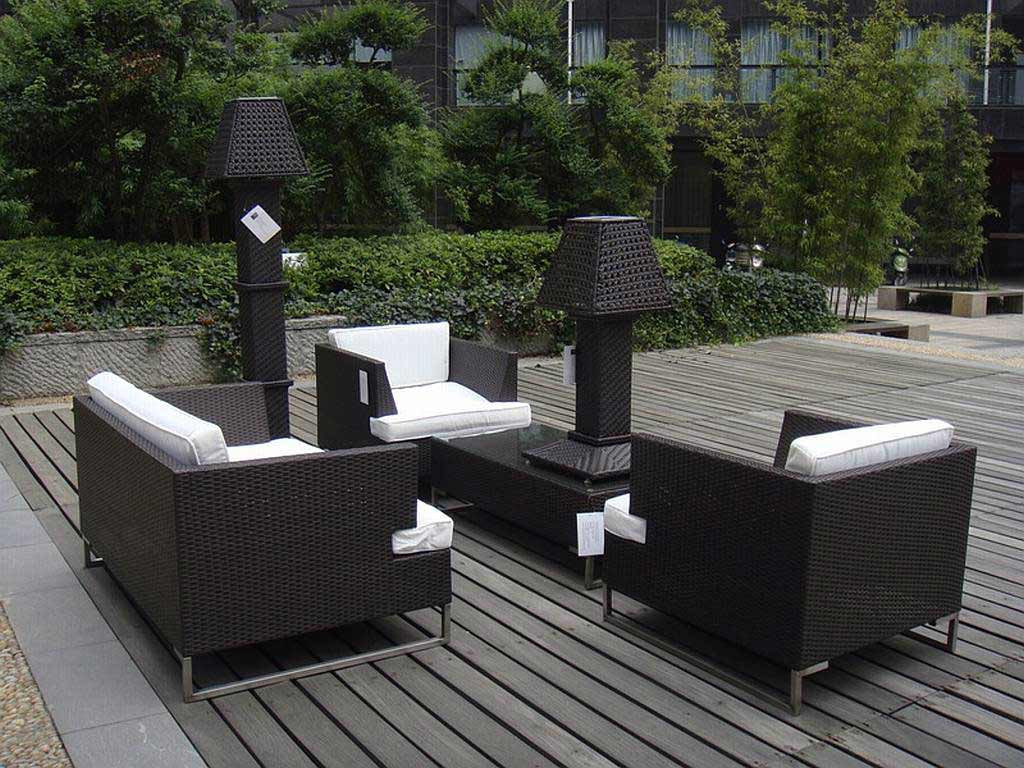 Best ideas about Modern Outdoor Furniture . Save or Pin Selecting and Arranging Contemporary Outdoor Furniture Now.