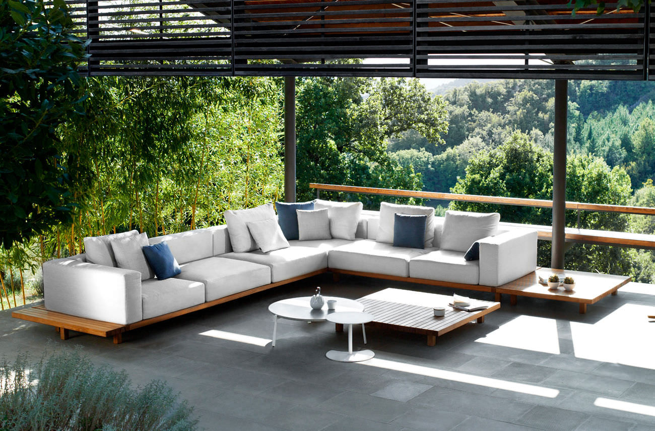 Best ideas about Modern Outdoor Furniture . Save or Pin Teak furniture for outdoor uses – darbylanefurniture Now.