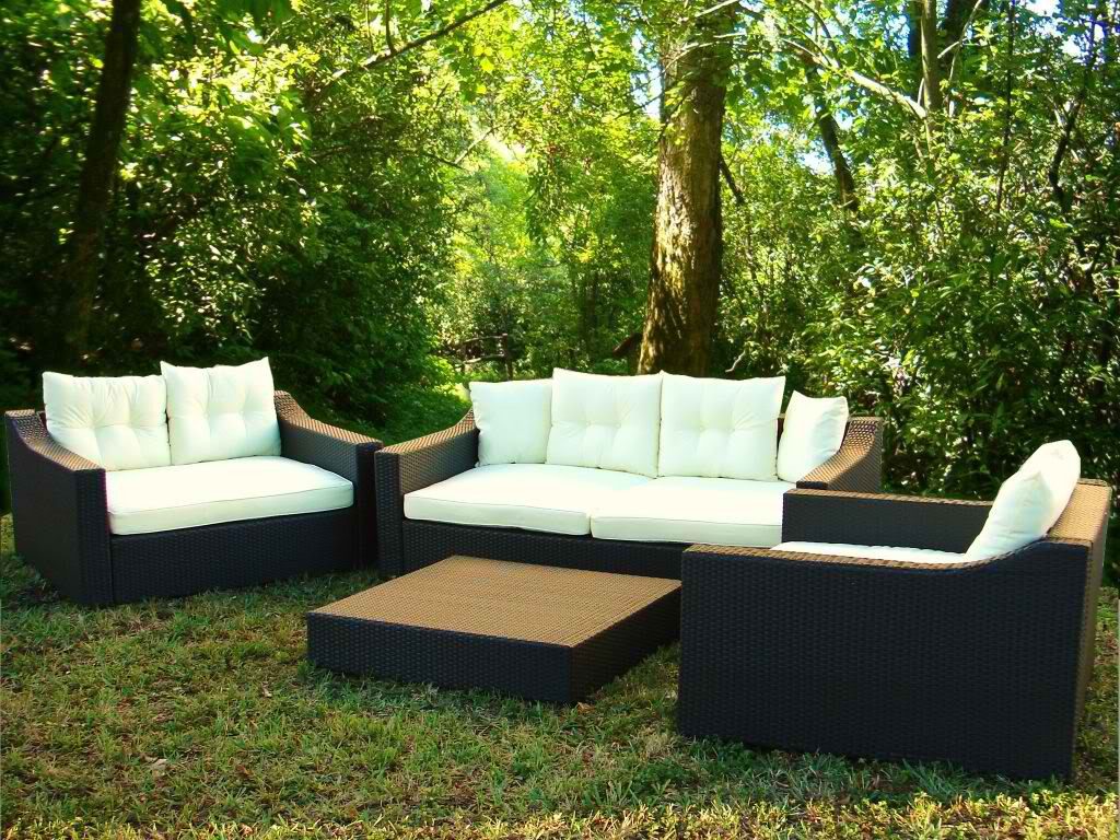 Best ideas about Modern Outdoor Furniture . Save or Pin Contemporary Outdoor Furniture with Simple Design to Have Now.