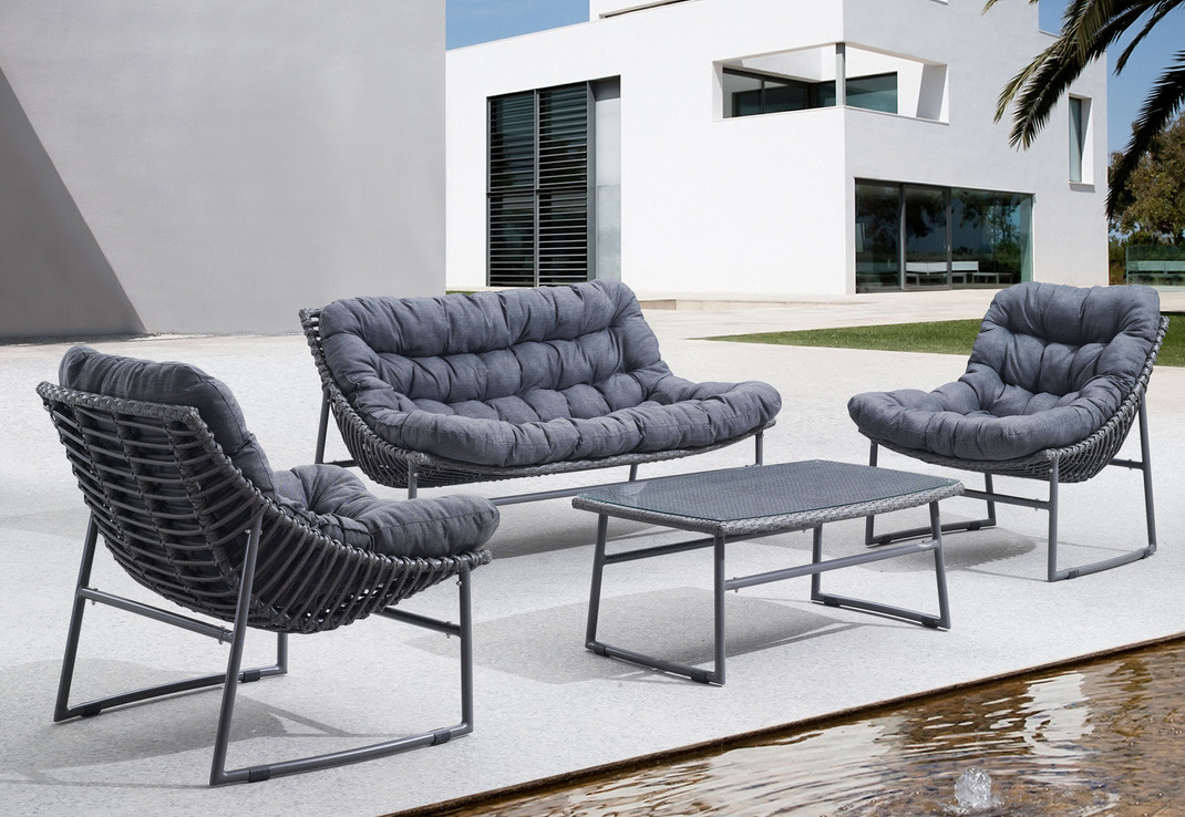 Best ideas about Modern Outdoor Furniture . Save or Pin Modern Outdoor Collection ZU30 Now.