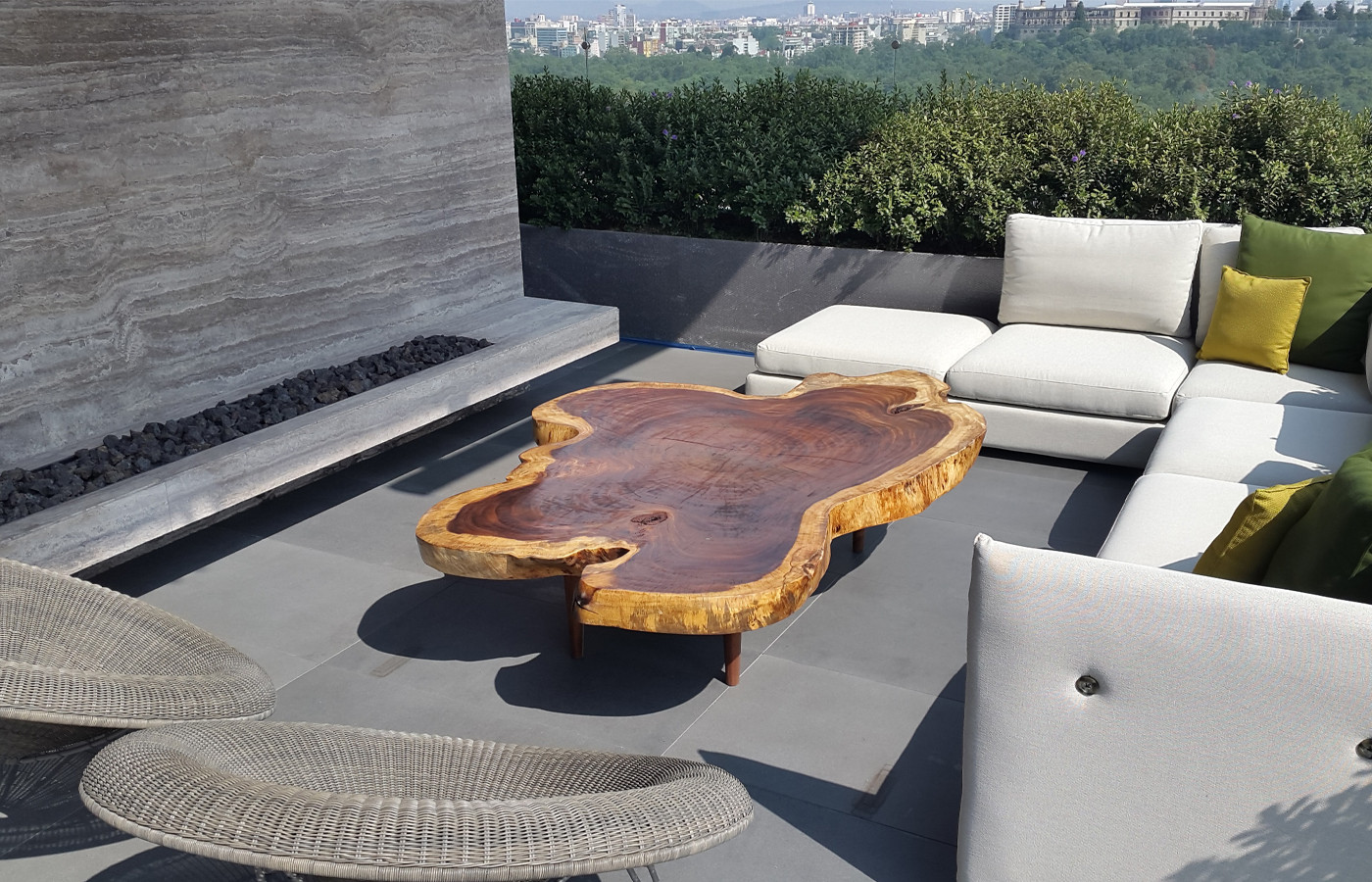 Best ideas about Modern Outdoor Furniture . Save or Pin Parota Wood Outdoor Furniture Now.