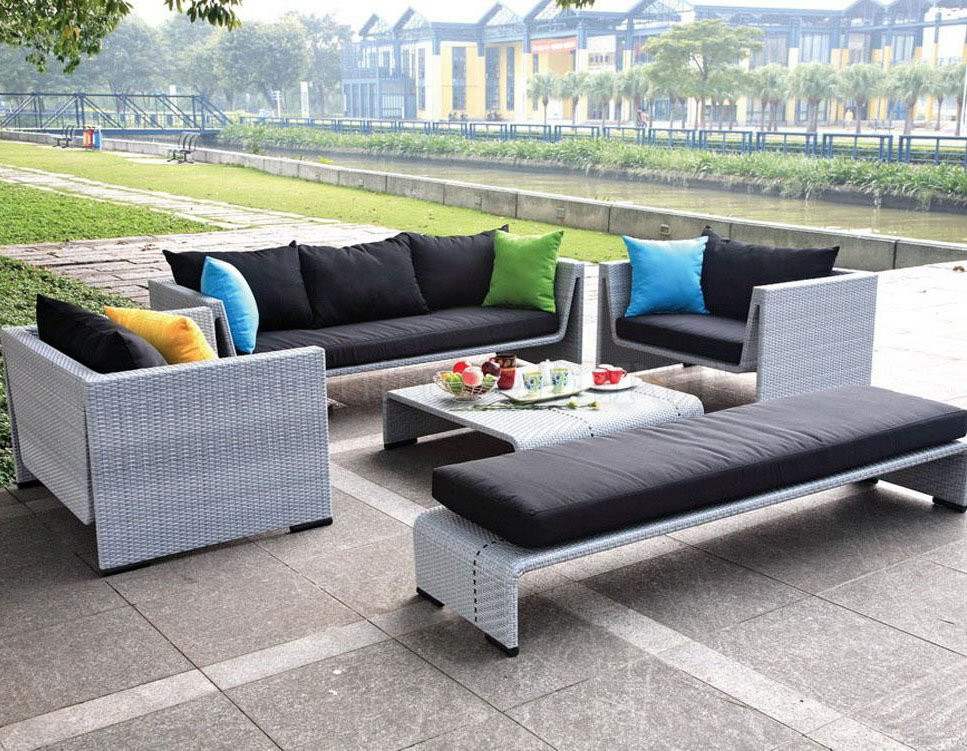 Best ideas about Modern Outdoor Furniture . Save or Pin Choosing an appropriate Outdoor Sofa Furniture From Turkey Now.